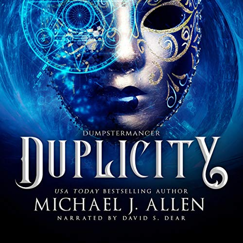 Duplicity (An Urban Fantasy Action Adventure) audiobook cover art