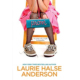 Prom                   Written by:                                                                                                                                 Laurie Halse Anderson                               Narrated by:                                                                                                                                 Alex McKenna                      Length: 6 hrs and 40 mins     Not rated yet     Overall 0.0