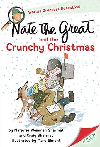 Nate the Great and the Crunchy Christmasの詳細を見る