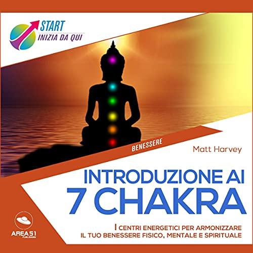 Introduzione Ai Sette Chakra copertina