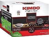 Kimbo Caffe' (200) CIALDE CAFFE MISCELA ESPRESSO NAPOLETANO ESE 44MM