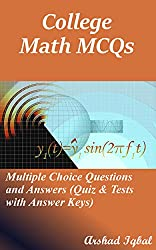College Math Quiz, MCQs & Tests
