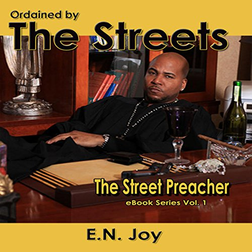 Ordained by the Streets audiobook cover art