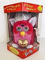 初代ファービー 英語 おしゃべり電子ペット バレンタイン限定生産 ピンク