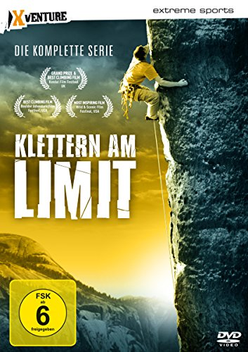 Klettern am Limit - Die komplette Serie [2 DVDs]