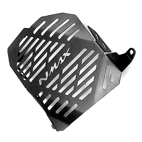 para Yamaha NMAX155 NMAX N-MAX 155 N-MAX155 2015 2016 2017 2018 2019 Protector De Rejilla De Radiador De Motocicleta Protector De Cubierta De Scooter (Color : Black)