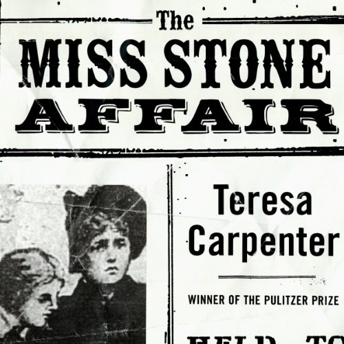 The Miss Stone Affair audiobook cover art