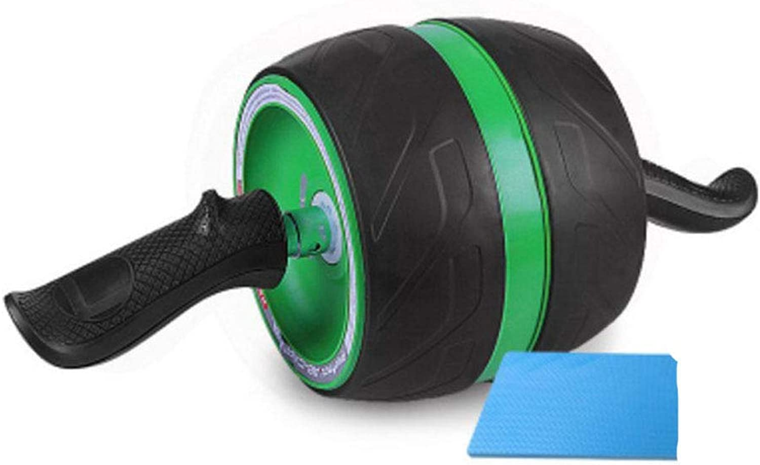 Abdominal Exerciser Abdominal Exercise Roller Wheel with Knee Pad and Comfort Foam Handles