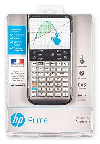 HP Prime Calculatrice graphique tactile mode examen