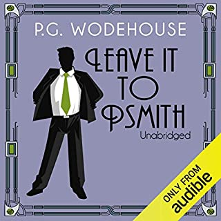 Leave it to Psmith                   By:                                                                                                                                 P. G. Wodehouse                               Narrated by:                                                                                                                                 Jonathan Cecil                      Length: 9 hrs and 1 min     132 ratings     Overall 4.4