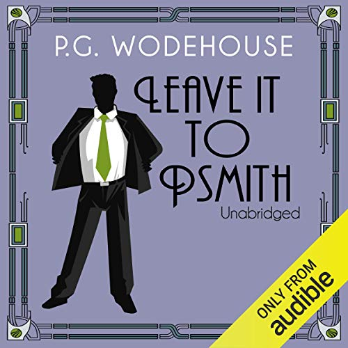 Leave it to Psmith cover art
