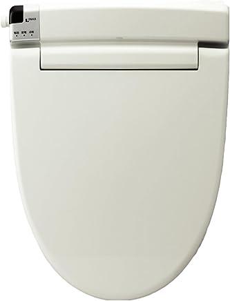 INAX 【日本製で2年保証&キレイ便座?脱臭?温風乾燥?コードレスリモコンの貯湯式】 温水洗浄便座 シャワートイレ オフホワイト CW-RT3/BN8