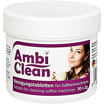 Cheap Kitchen 30 Cleaning Tablets For Coffee Machines