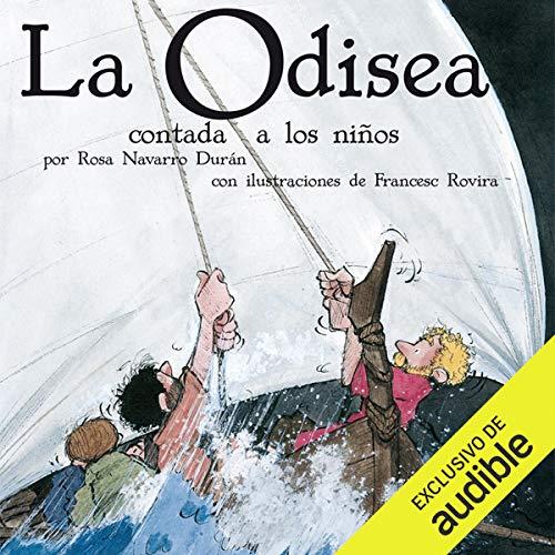 La Odisea Contada A Los Niños [The Odyssey Told to Children] Titelbild