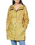 Joules Golightly Abrigo impermeable, Perro salchicha amarilla, 46 para Mujer