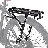 Hiland Bike Rear Cargo Rack Aluminum Luggage Pannier Carrier...