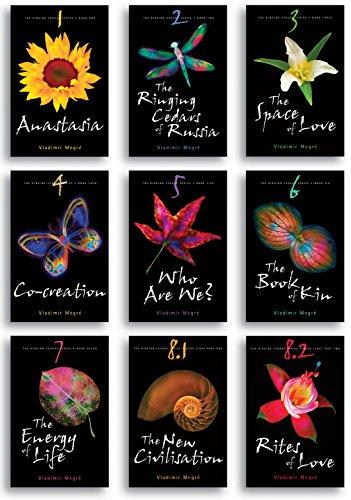 Ringing Cedars Series Original Second Edition Full Set
