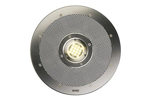 WHD 105340070040000 Außen-Lautsprecher (25 Watt, 4 Ohm) mit LED-Orientierungsleuchte