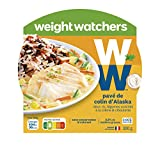 Weight Watchers - la Barquette Micro-ondable 300g - Pavé de Colin Légumes et Riz