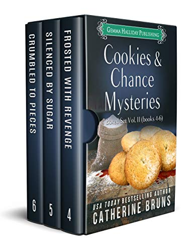 Cookies & Chance Mysteries Boxed Set Vol. II (Books 4-6)