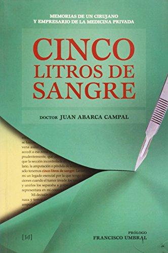 JDEJ CINCO LITROS DE SANGRE