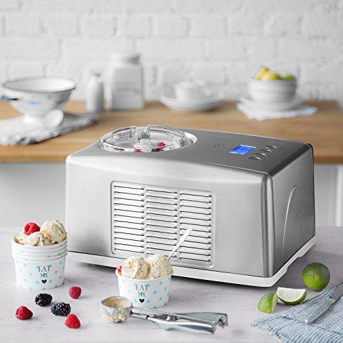 Máquina para hacer helados caseros EMMA, Ice cream maker, Heladera ...