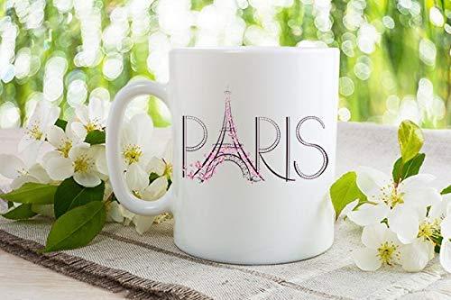 N\A Tazas Paris aptas para lavavajillas