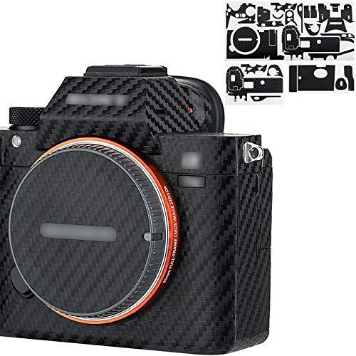 カーボンファイバーフィルム Sony ソニー A7 III A7R III カメラ 適用 カメラ保護 ホルード感を高める カメラボデーを飾る
