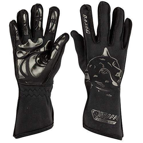 Speed Handschuhe | Melbourne G-2 | Schwarz Gr. 9