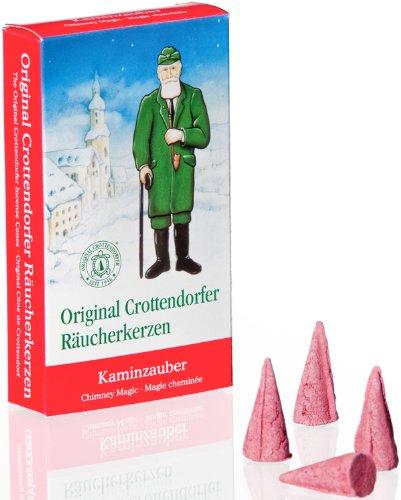 Rudolphs Schatzkiste Incense montañas del Mineral de los Conos del Incienso del Encanto de la Chimenea de Crottendorfer de la Fragancia del Incienso de los Conos Las 24St Nuevas