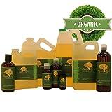 4 Fl.oz Premium Liquid Gold Peanut Oil Unrefined Pure & Organic Skin Hair Nails Health