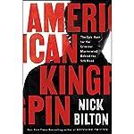 American Kingpin audiobook cover art