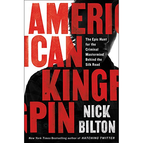 American Kingpin  By  cover art
