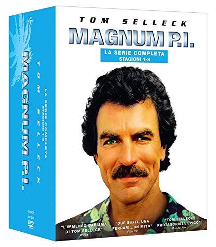 Magnum P.I. - Coll.Compl.St.1-8 (Box 45 Dv)