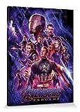 1art1 The Avengers - Endgame Journey's End Poster