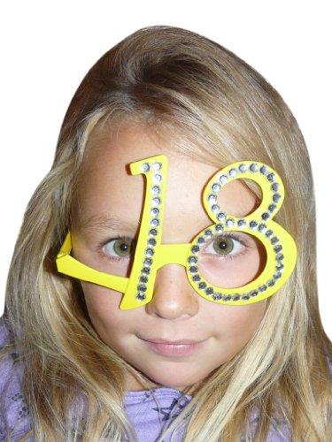 AC03, Lunette pour 18ème anniversaire, lunette d'anniversaire