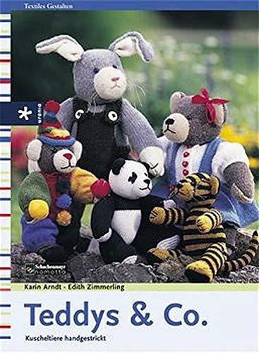 Teddys & Co.: Kuscheltiere handgestrickt