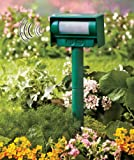 Bell and Howell Solar Animal Pest Repeller