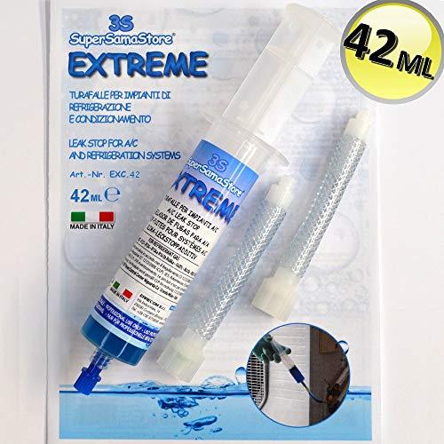 ANTI FUITE EXTREME CARTOUCHE DE RECHANGE 42 ML leak stop R410A R134A R407C