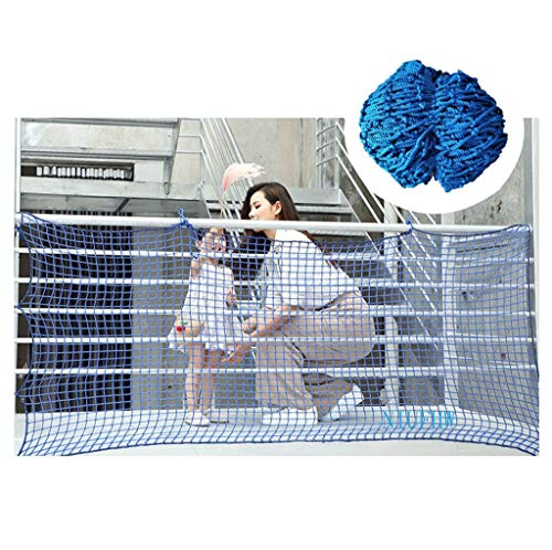 Amazing Deal NIUFHW Outdoor Railing Protection Net, Garden Decoration Net Child Safety Net Stair Bal...