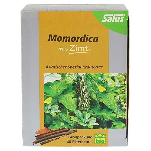 Momordica Charantia m.Zimt Kräuterteemisch.Fbtl.