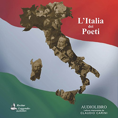 L'Italia dei Poeti [Poets of Italy] audiobook cover art
