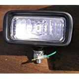 バックアップランプ バック灯 樹脂製 ブラック 国産品