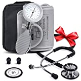 The Original Blood Pressure Monitoring Stethoscope & Sphygmomanometer Kit