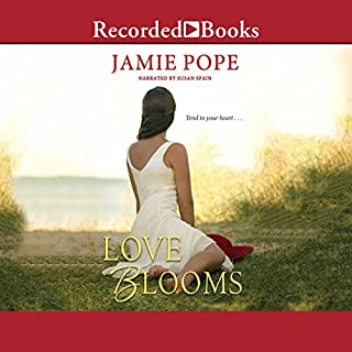 Love Blooms                   By:                                                                                                                                 Jamie Pope                               Narrated by:                                                                                                                                 Susan Spain                      Length: 9 hrs and 9 mins     19 ratings     Overall 4.9