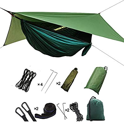 HIKANT Camping Hammock Revolution Design System for Outdoor