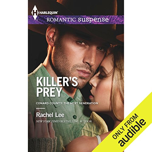 Killer's Prey audiobook cover art