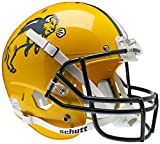 NORTH DAKOTA STATE BISON Schutt AiR XP Full-Size REPLICA Football Helmet NDSU