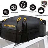 Namotu Car Roof Bag, Waterproof Cargo Bag 425 Litres (15 Cubic Feet) compatible