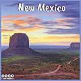 New Mexico 2021 Calendar: Official New Mexico Travel Wall Calendar 2021, 18 Months